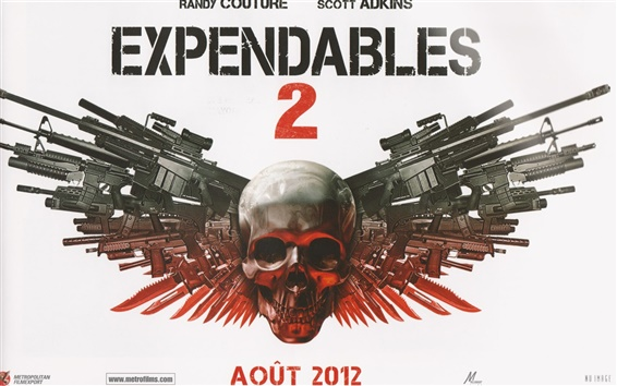 Fondos de pantalla The Expendables 2