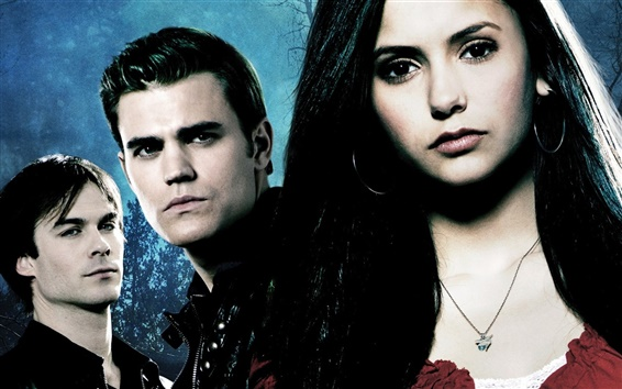 Fond d'écran The Vampire Diaries
