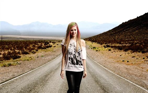 Fondos de pantalla Avril Lavigne 15