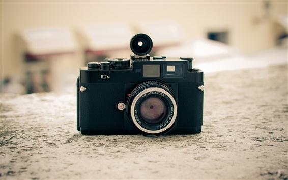 Wallpaper Camera close-up