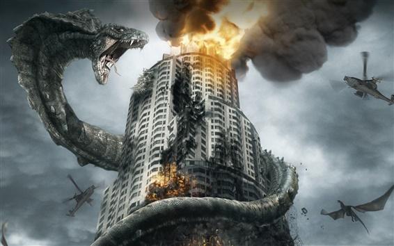 Fondos de pantalla Dragon Wars