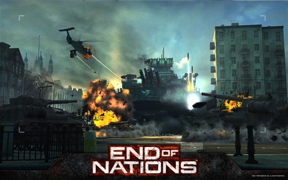 Fondos de pantalla Fin de las Naciones