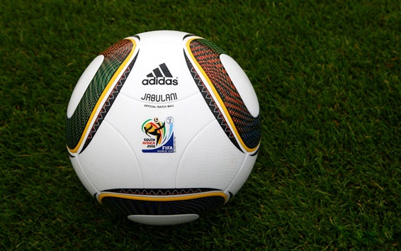 Fond d'écran Football close-up