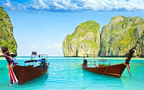Wallpaper Phi Phi Islands