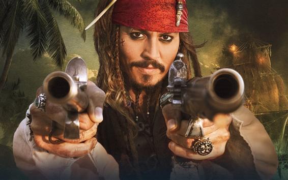 Papéis de Parede Piratas do Caribe