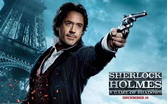 Fondos de pantalla Sherlock Holmes: A Game of Shadows