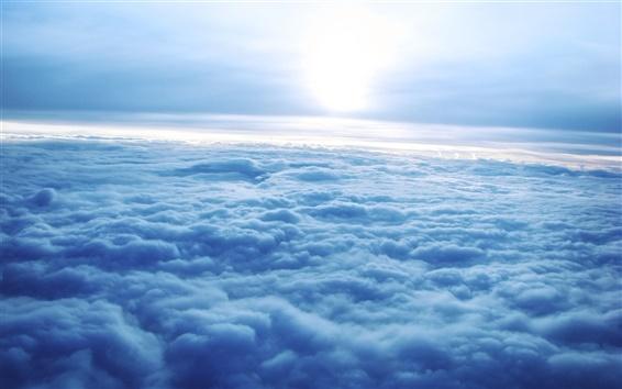 Wallpaper Sky clouds