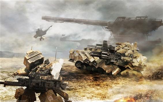 Fondos de pantalla Armored Core 5