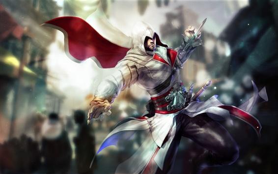 Fondos de pantalla Ataque de Assassins Creed