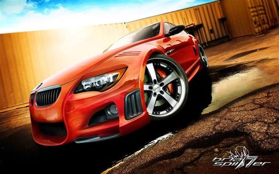 Обои BMW M6 настройки