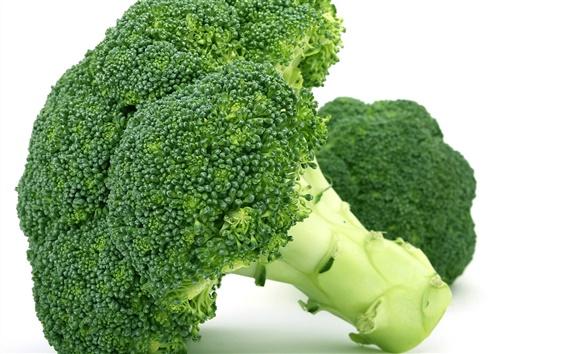 Wallpaper Broccoli vegetables