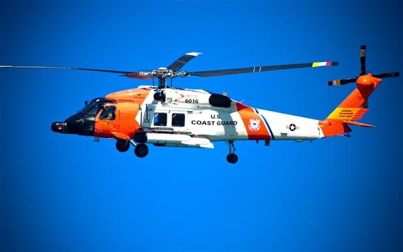 Fondos de pantalla Guardia Costera de helicópteros