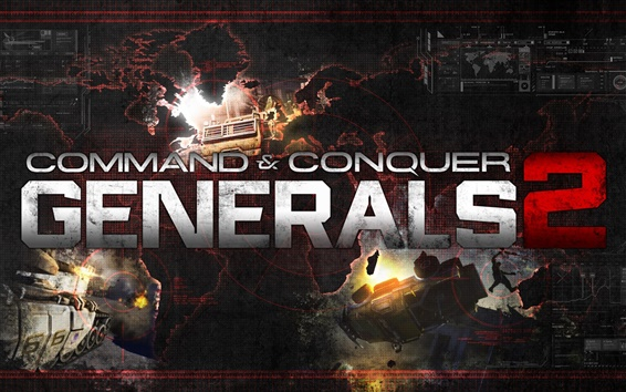Hintergrundbilder Command and Conquer: Generals 2