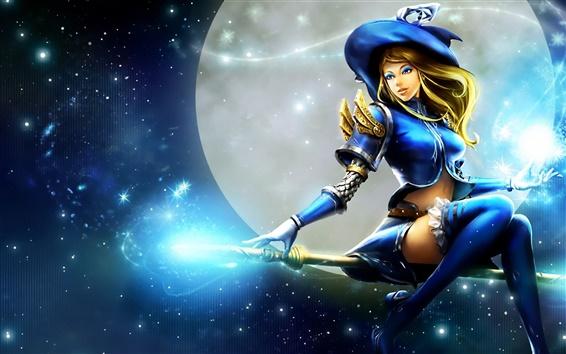 Wallpaper Fairy girl