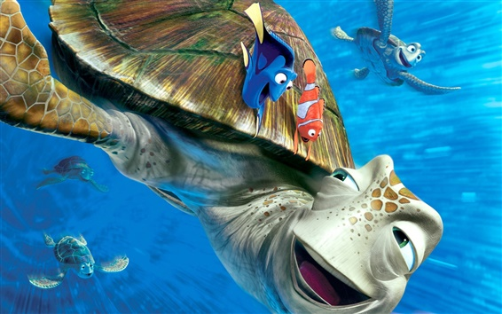 Wallpaper Finding Nemo