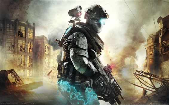 Fondos de pantalla Ghost Recon: Future Soldier