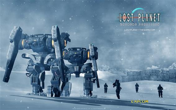 Fondos de pantalla Lost Planet: Extreme Condition