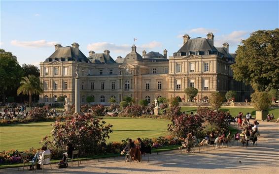 Fond d'écran Luxembourg