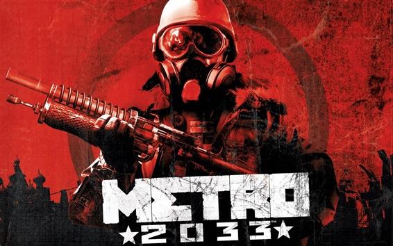 Wallpaper Metro 2033
