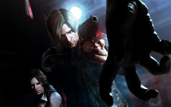 Fondos de pantalla Resident Evil 6