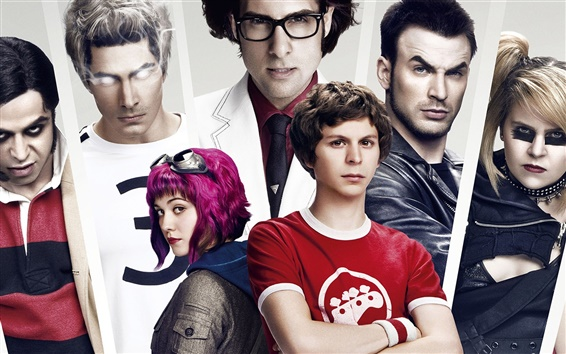 Fond d'écran Scott Pilgrim vs the World