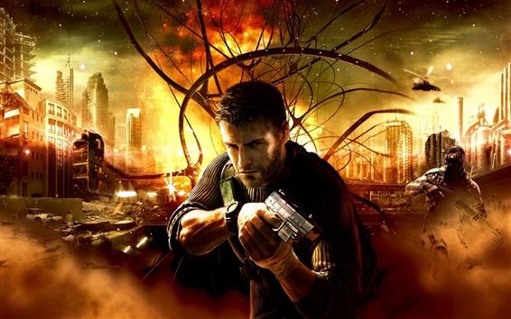 Fondos de pantalla Splinter Cell: Conviction gama