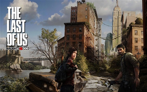 Wallpaper The Last of US