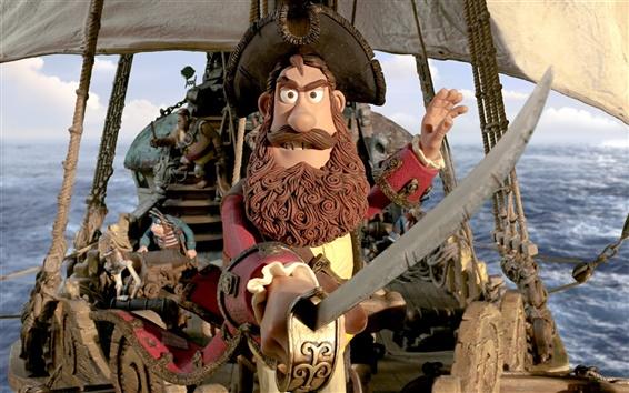 Fondos de pantalla Los piratas! Banda de inadaptados