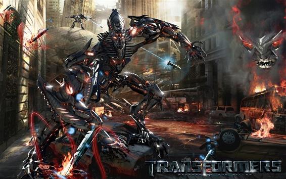 Fondos de pantalla Transformers: La venganza de los caídos