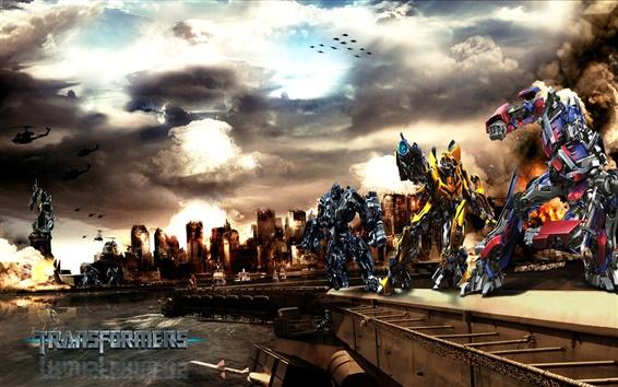 Wallpaper Transformers movie HD