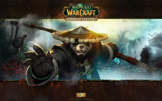 Wallpaper World Of Warcraft: Mists Of Pandaria