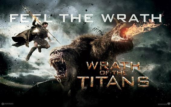 Papéis de Parede Wrath of the Titans