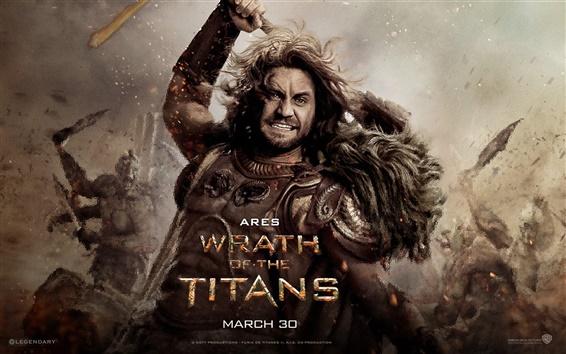 Fondos de pantalla Edgar Ramírez en Wrath of the Titans