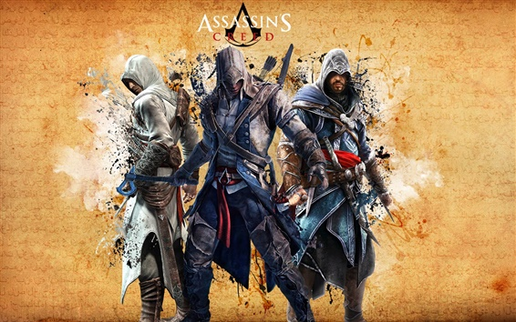 Wallpaper Hot game Assassin's Creed
