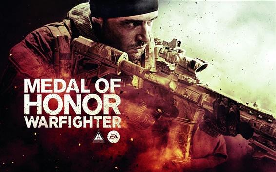 Wallpaper Medal Of Honor: Warfighter