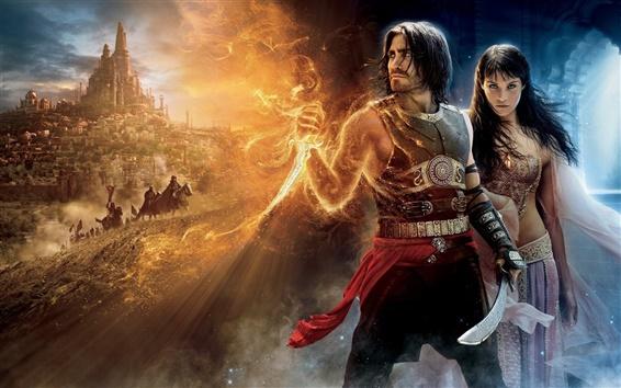Papéis de Parede Prince of Persia: The Sands of Time