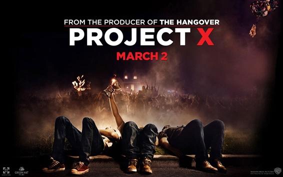 Fondos de pantalla Proyecto X 2012