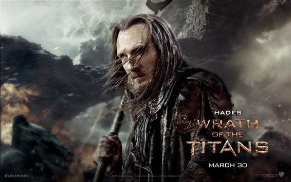 Wallpaper Ralph Fiennes in Wrath of the Titans
