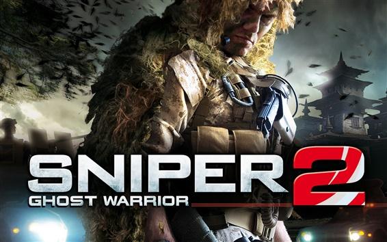 Wallpaper Sniper: Ghost Warrior 2