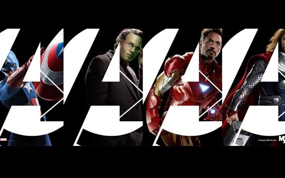 Wallpaper The Avengers HD