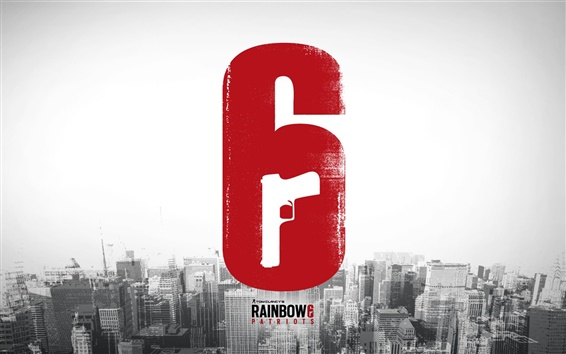 Wallpaper Tom Clancy's Rainbow Six: Patriots