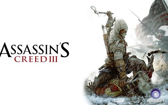 Wallpaper Ubisoft Assassin's Creed 3