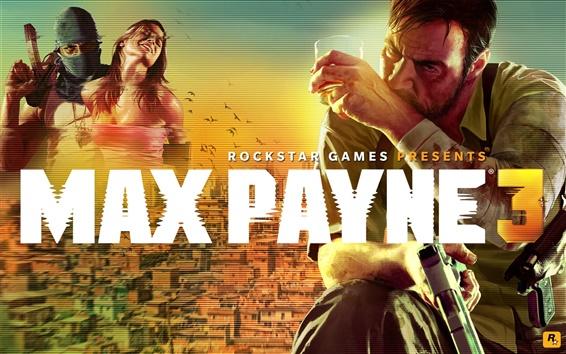 Fondos de pantalla 2012 Max Payne 3 juego