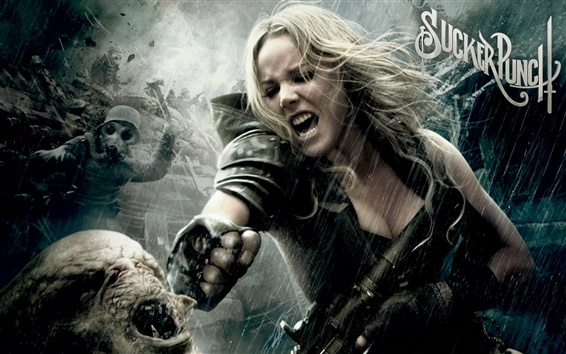 Fondos de pantalla Abbie Cornish en Sucker Punch