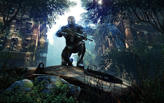 Обои Crysis 3 HD