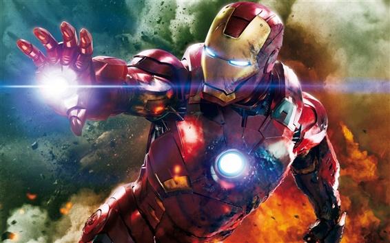 Fondos de pantalla Iron Man película de alta definición