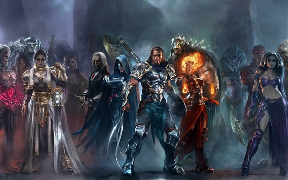 Fondos de pantalla Magic: The Gathering - Duels of the Planeswalkers