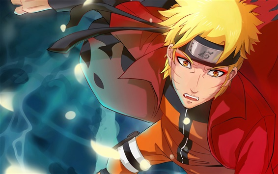 Wallpaper Naruto wide