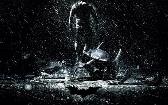 Wallpaper The Dark Knight Rises 2012