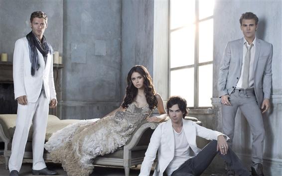Fondos de pantalla The Vampire Diaries películas en alta definición
